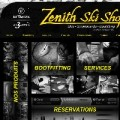 Zenith Ski Shop - Location Ski | Snowboard Val Thorens